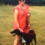Eva's way how to talk dog Dog behaviour training profile image.