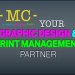 MC GRAPHIC DESIGN STUDIO profile image.