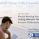 Patrick Tully Counseling profile image.