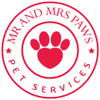 Mr and Mrs Paws profile image