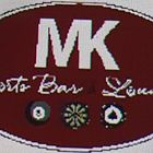 MK Sports Bar & Lounge logo
