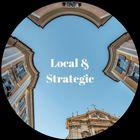 Local & Strategic logo