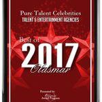 Pure Talent Celebrities profile image.