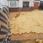 Trustwell Paving and Landscaping profile image.