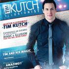 Master Magician Tim Kutch logo
