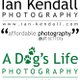 Ian Kendall Photography logo
