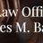 The Law Office of James M. Bach profile image