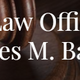 The Law Office of James M. Bach logo