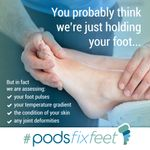 Easy Feet Podiatry profile image.