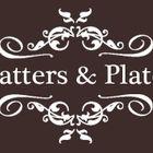 Platters & Plates logo