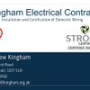 Kingham Electrical Contracts profile image