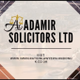 Adamir Solicitor Ltd logo