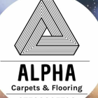 Alpha carpets and flooring logo