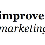 Improve Marketing profile image.