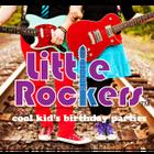 Little Rockers -  Cool Kid's Birthday Parties