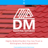 Dm roofing services profile image