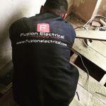 Fuzion Electrical Ltd profile image.