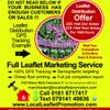 Local Leaflet Promotion Manchester profile image