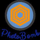 Photo Bomb Photo Booth logo