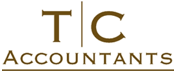 T-C Accountants logo