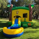 Bounce On Us Party Rental profile image.