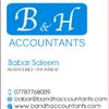 B & H Accountants profile image
