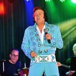 Dale Hansen as Elvis and DJ Show profile image.