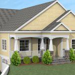 Colonial Home Design profile image.