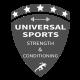 Universal Sports Strength & Conditioning logo