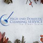 The Clean Scene logo