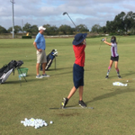 Carine Golf Academy profile image.