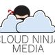 Cloud Ninja Media logo