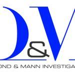 Diamond and Mann Investigations profile image.