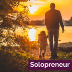 Solopreneur Clothing profile image.