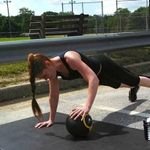 Serin Fitness profile image.