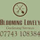 Blooming Lovely Gardening Services  logo