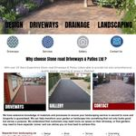 Stone road driveways profile image.