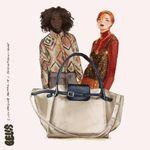 BELLS: Fashion Illustration profile image.