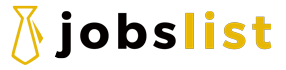 JOBSLIST profile image.