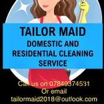 Tailor Maid Clean profile image.