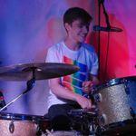 James Gillingham Drums profile image.