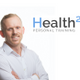 Health² (healthsquared) Personal Training logo