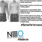 Nexus One: Health & Performance Studio profile image.