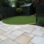 Town & Country Hardscaping profile image.