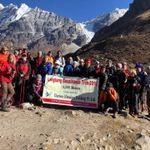 Glorious Himalaya Trekking Pvt Ltd. profile image.