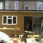 HB5 building  plastering damp proofing specialists profile image.