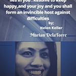 Life Coaching by; Marian DelaTorre  profile image.