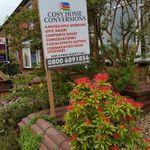 cosy home conversions profile image.