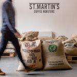 St Martin's Coffee Roasters profile image.