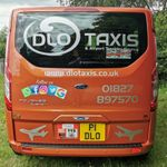 DLO TAXIS & AIRPORT TRANSFER SERVICE profile image.